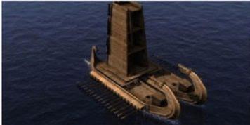 Τεσσαρακοντήρης: Το «Αεροπλανοφόρο» της Αρχαιότητας!
