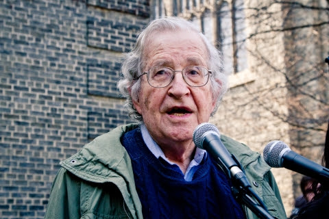 Noam Chomsky Defines What It Means to Be a Truly Educated Person
