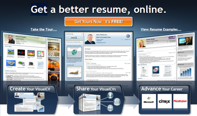 Best Free Online Resume Building Websites - Technology Point