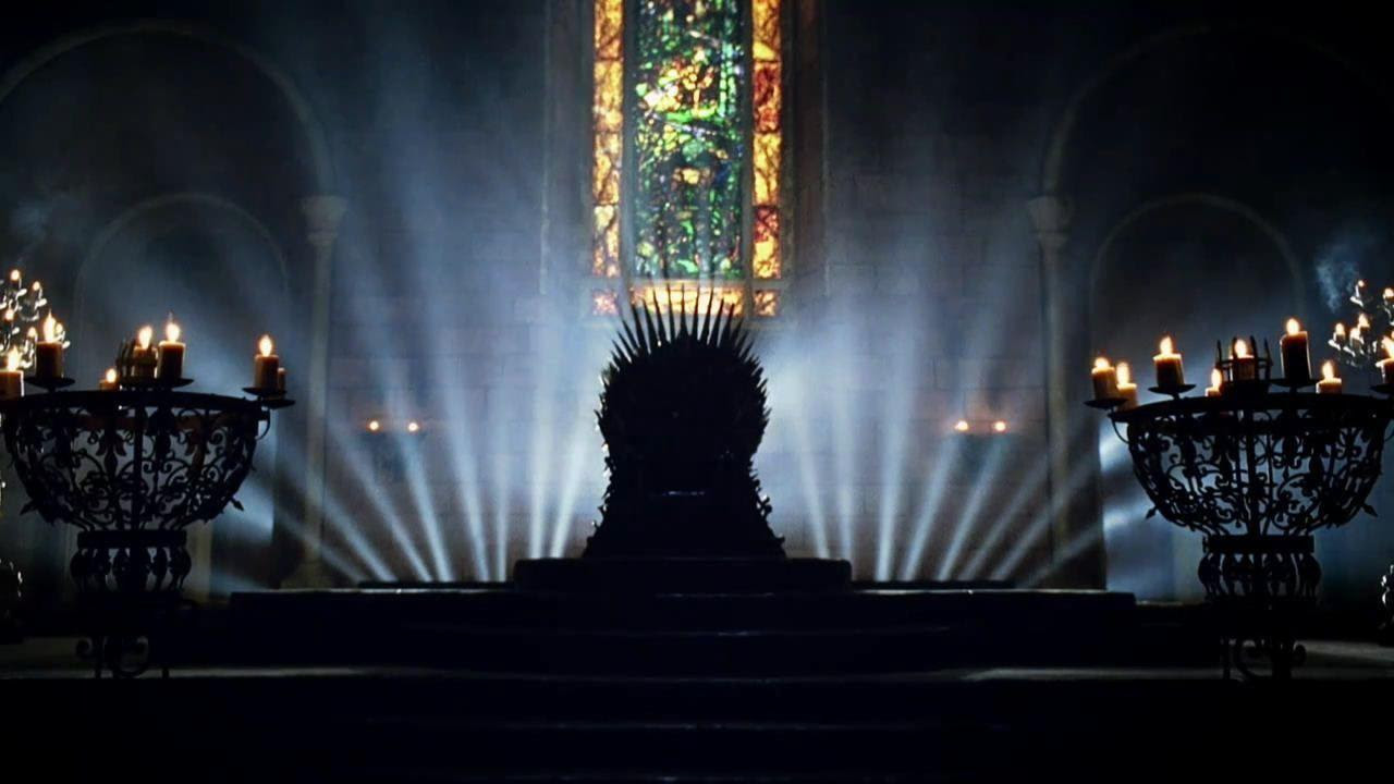 Iron Throne Wallpaper Important Wallpapers