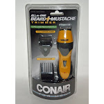 Conair Gmt15rcs Trimmer - For Mustache, Beard, Stubble (gmt15rcs)