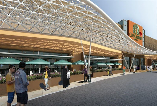 Amana Steel Contracting starts MAF's first Abu Dhabi shopping mall – Middle East Construction News