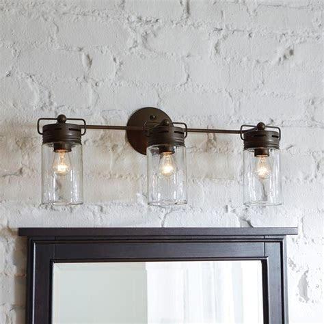 farmhouse bathroom light fixtures ideas  decorelated