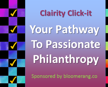 Clairity Click-it: Bustin' Out with Nonprofit Links, Free Resources - Clairification