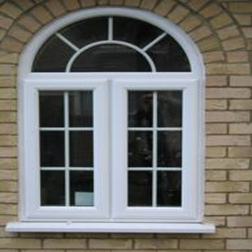 Para nuestra familia ventana de arco de aluminio for Modelos de ventanas de aluminio para casas