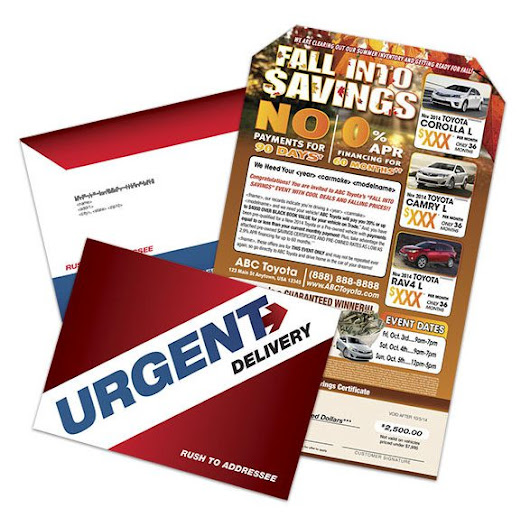 NEW Autumn Direct Mail Products are Ready! | Direct Mail for Fall