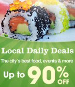 Find the Best Daily Deal in Your Neighborhood!