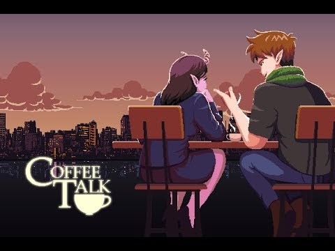 Coffee Talk Review | Story | Gameplay