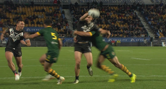 Rapana extends Kiwis' lead - Raidercast
