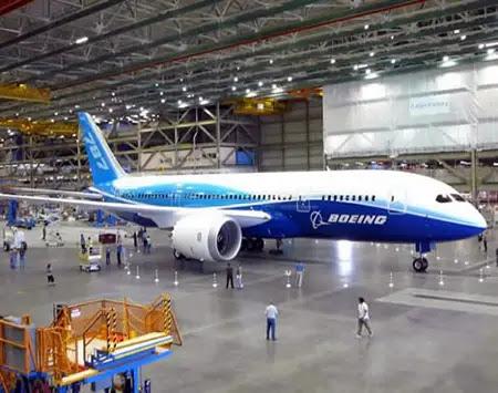 Boeing's Groundbreaking 787 Dreamliner Airplane | Tuvie