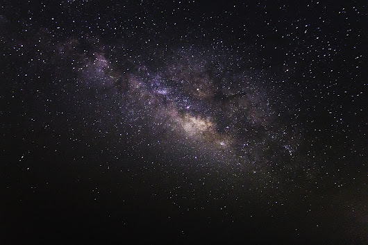 Milky Way photography in Dubai and How to get there - Rimaz Amazed Blog