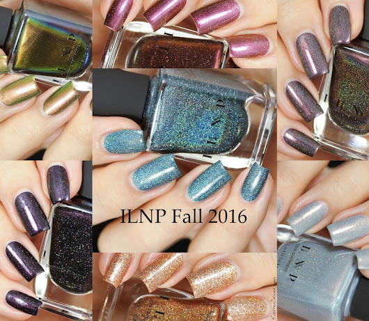 ILNP Fall 2016 – Swatches & Review