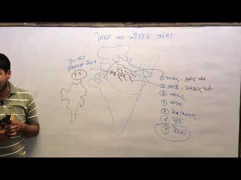 भारत भौतिक उत्तर का मैदान Part 1