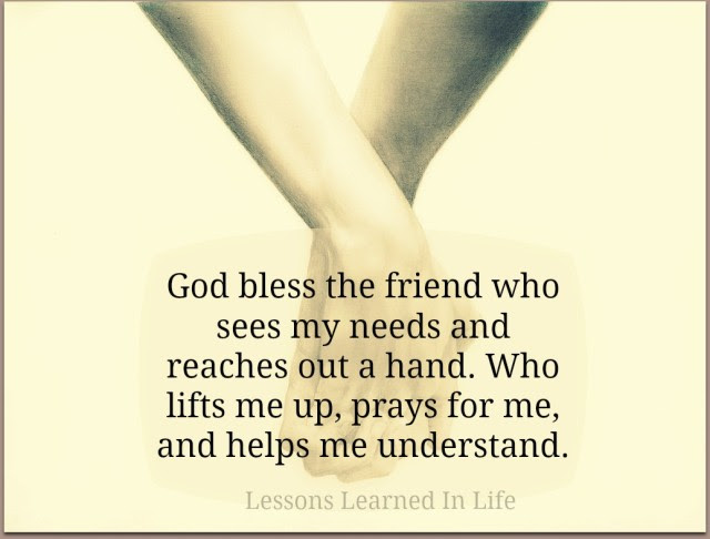 Best 50+ God Bless My Friends Quotes