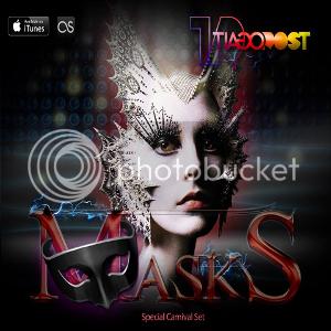 MASKS by DJ Tiago Rost