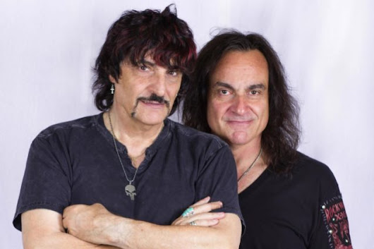 Legendary Drummer Brothers CARMINE And VINNY APPICE To Release 'Sinister' Album In October