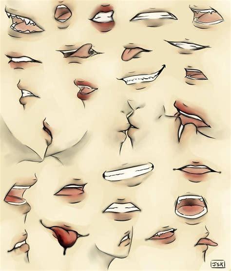 mouth practice  juuria drawings   art