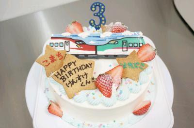 お菓子日記帳 1月前半のケーキ