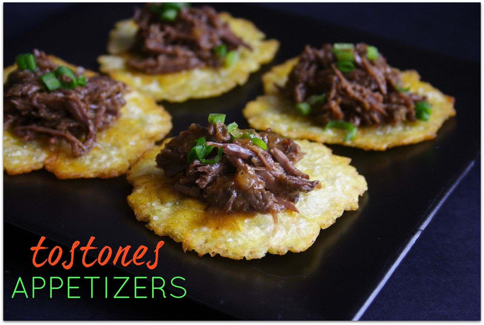 Tostones Appetizers