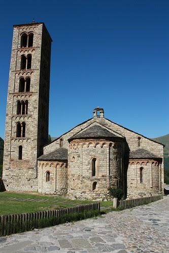 Vall de Boí: Sant Climent de Taüll