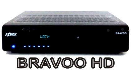 ATUALIZAÇÃO AZBOX BRAVOO HD – 61W 70W HD – 21/02/2014