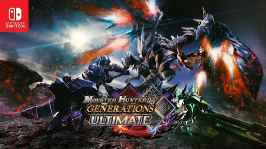 Monster Hunter Generations Ultimate - La prova | SafariGames Italia