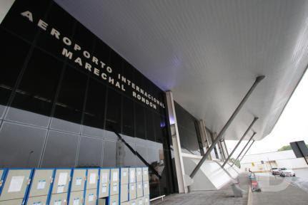 Infraero espera fluxo de passageiros 10% maior em aeroporto de Várzea Grande