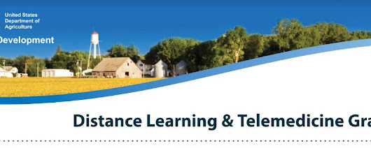 New USDA Distance Learning & Telemedicine Grant Program for 2017 - Opening up soon!
