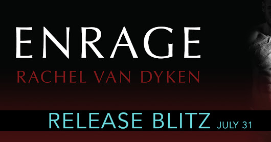 New Release ~ Enrage by Rachel Van Dyken