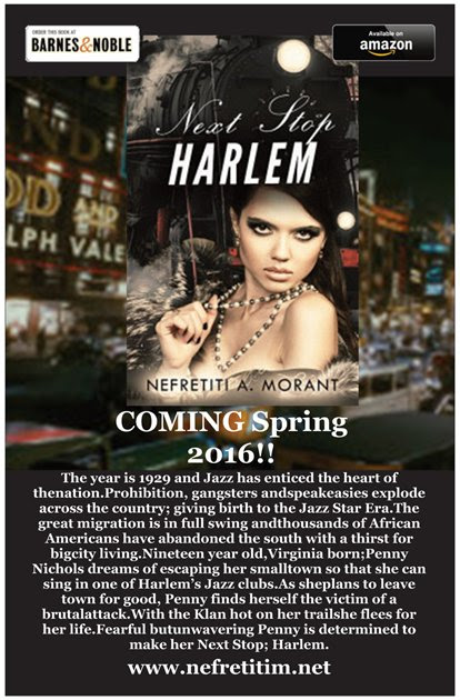 Next Stop Harlem Preview..