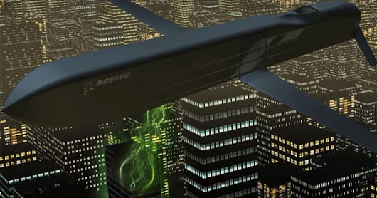 U.S. Air Force confirms Boeing's electromagnetic pulse weapon