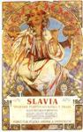 Alphonse Mucha.  Slavia.