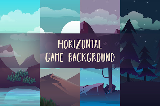 Free Horizontal 2D Game Backgrounds - CraftPix.net
