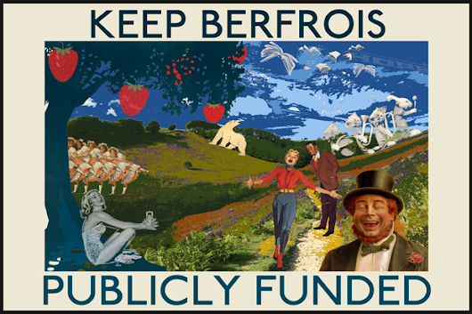 2014 Public Funding for Berfrois