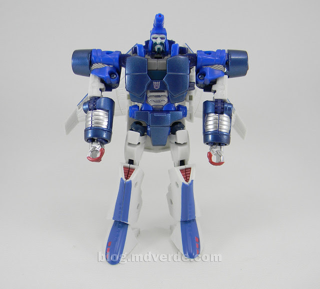 Transformers Scourge United Deluxe - modo robot