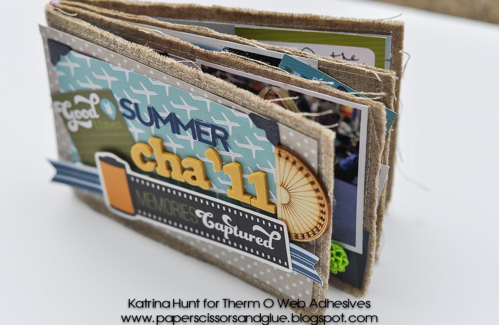 Summer CHA '11 Mini Album