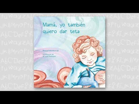 MAMÁ, YO TAMBIÉN QUIERO DAR TETA
