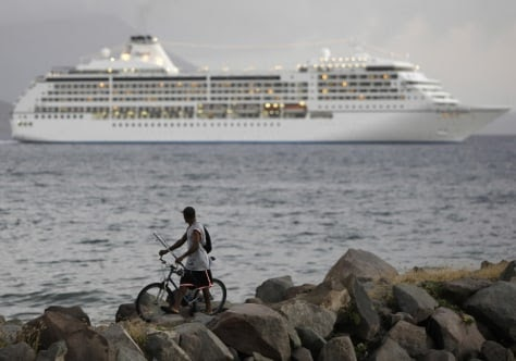 Cruise Ship Pollution In The Caribbean