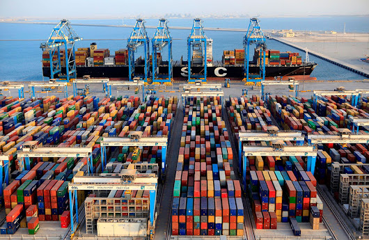 Partnership to streamline empty container procedures at Khalifa Port - Latest Maritime & Shipping News Online - The Maritime Standard