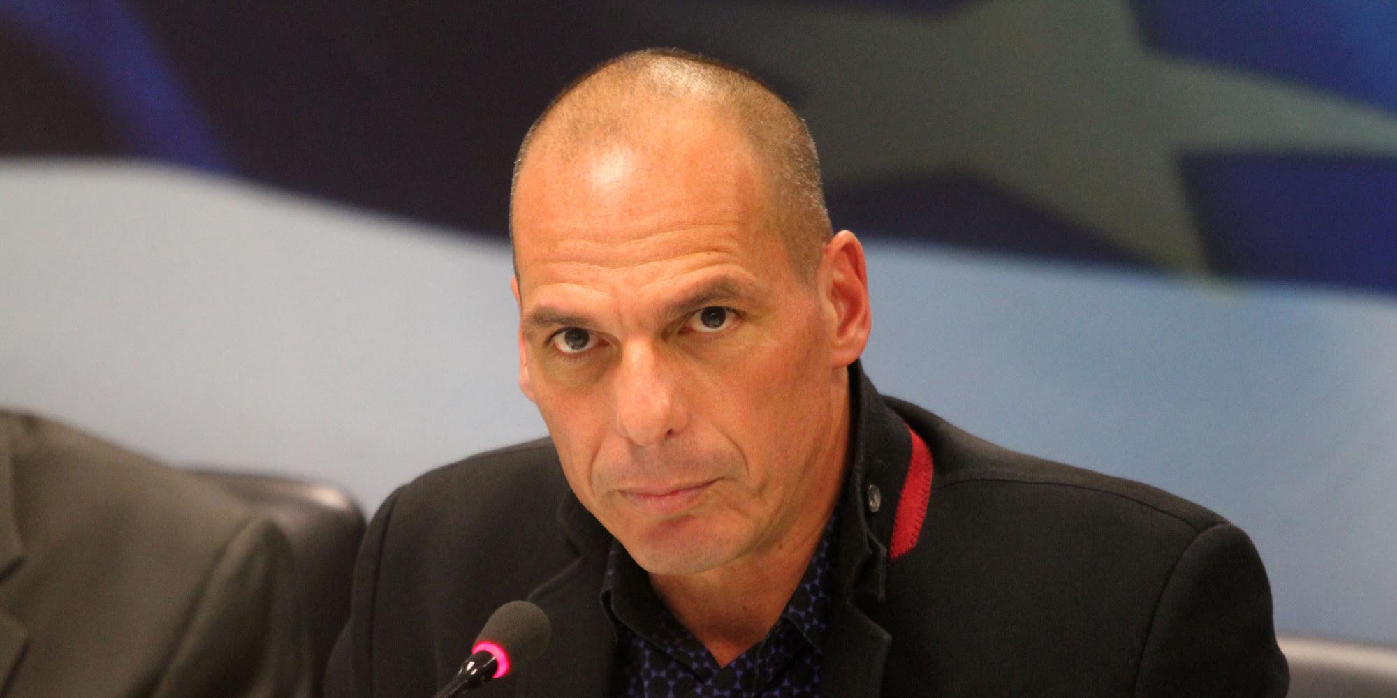Yannis Varufakis