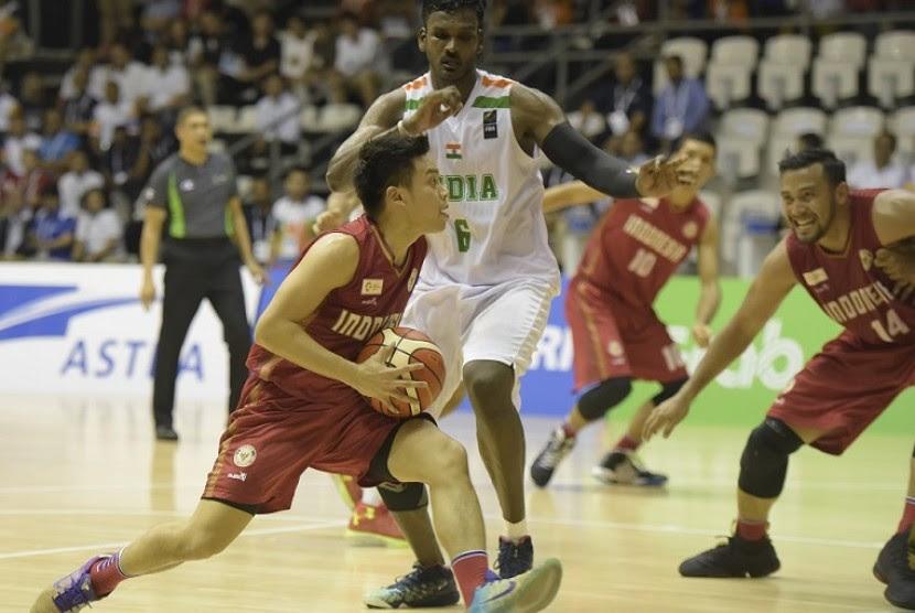 Asisten Pelatih Timnas Basket India Puji Andakara Prastawa  Republika Online