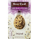 Near East Long Grain & Wild Rice Mix, Original - 6 oz