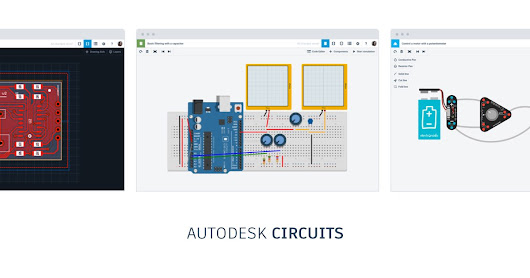 Bring ideas to life with free online Arduino simulator and PCB apps | 123D Circuits by Autodesk