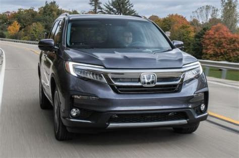 honda pilot release date   specifications