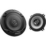 "5.25"" Coaxial 2-Way Speakers Kenwood KFC-1366S | Black E-KFC1366S"