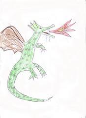 Dragon by Teckelcar