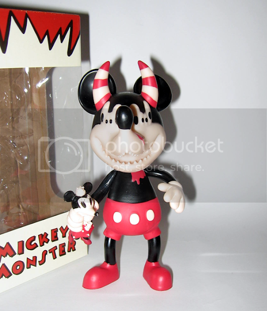 Mickey Monster - Vincent Scala
