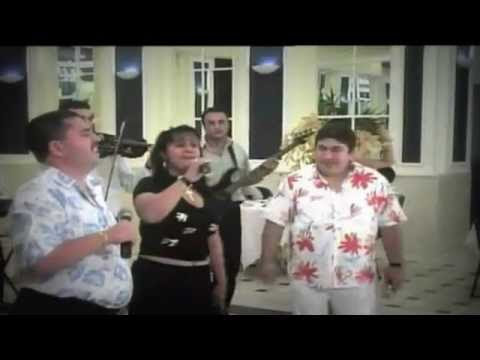 Nicolae Guta, Sorina si Stefan de la Barbulesti - As renunta - manele ve...