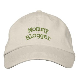 Mommy Blogger Embroidered Hat