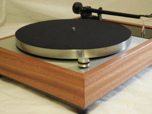 Vinyl Nirvana's VN-150! A Transformed Thorens TD-150 in custom African Mahogany plinth, Upgraded Rega (Moth) RB-202 Tonearm, Extras - AR Turntable Vinyl Nirvana Acoustic Research Merrill Thorens TD 160 For Sale
